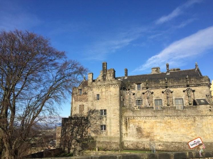 Primeira parada: Inverlochy Castle