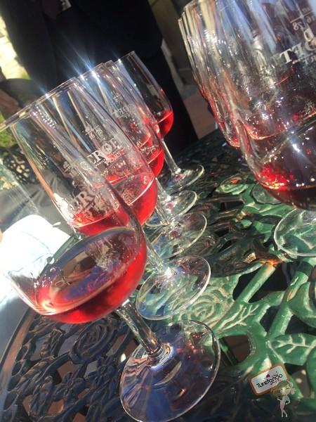 como beber vinho do porto