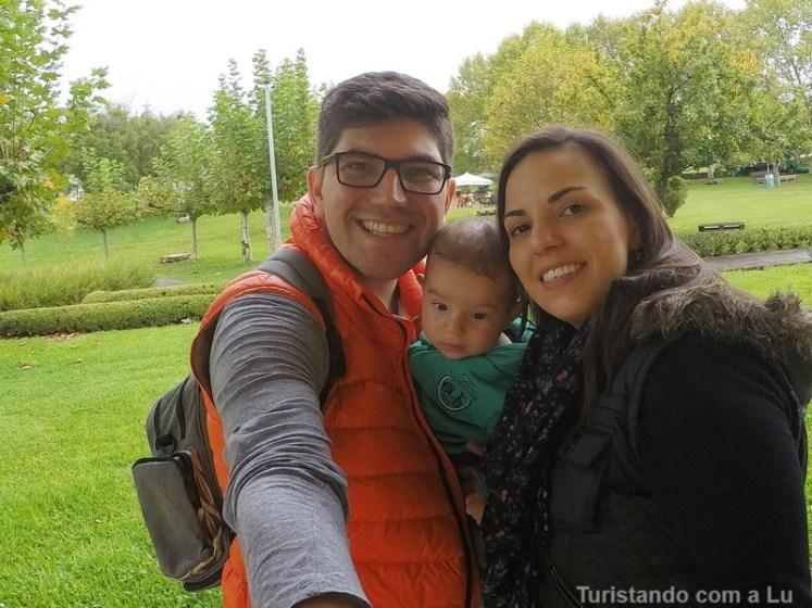 viagem com bebês