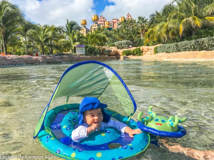 Atlantis Paradise Islanda Viagem Bahamas Crianças
