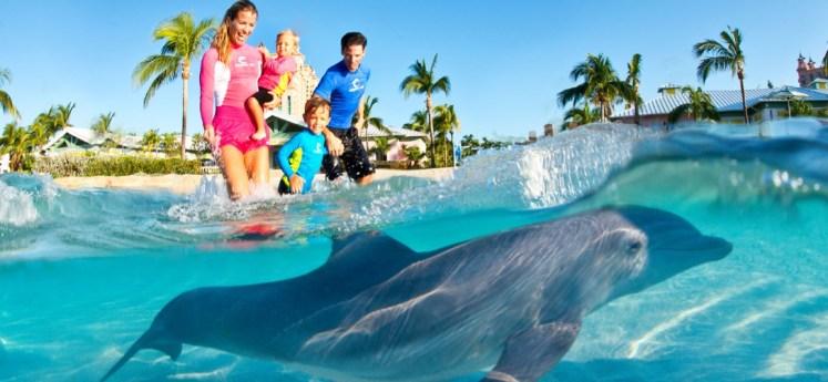 bahamas com crianças
