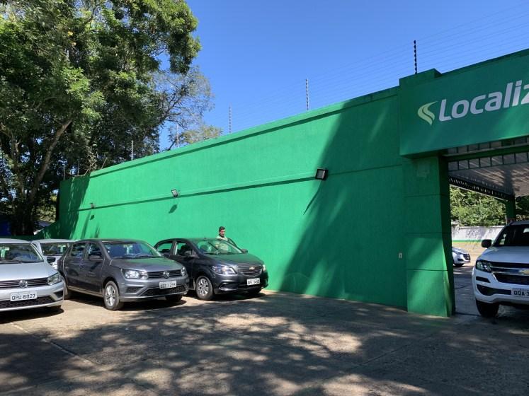 aluguel de carros em Foz do Iguaçu