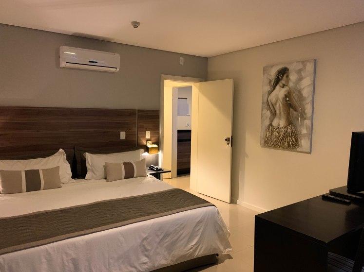hotel wyndham em foz do iguaçu