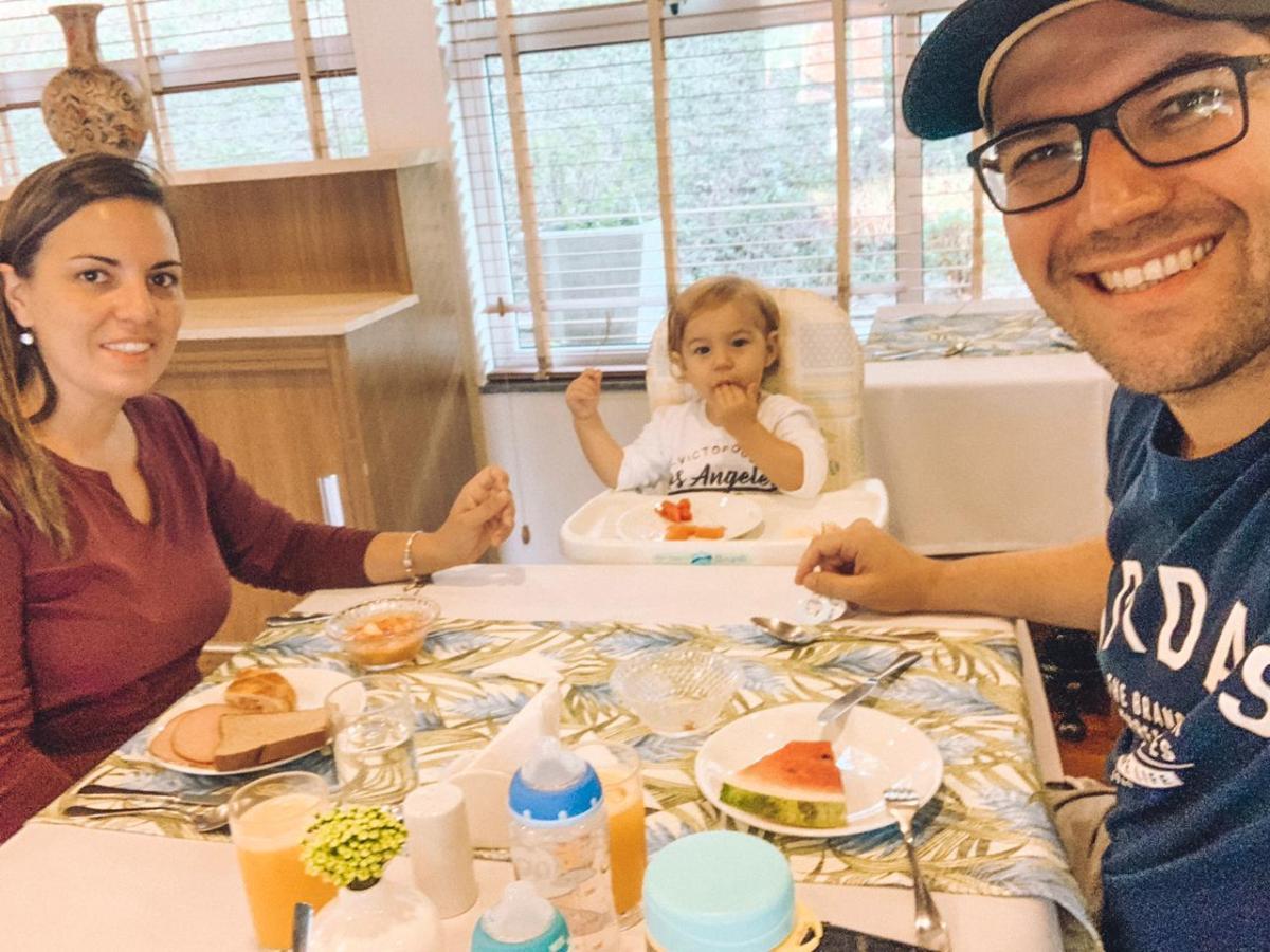 Alimentação de bebês em viagens - manual de sucesso