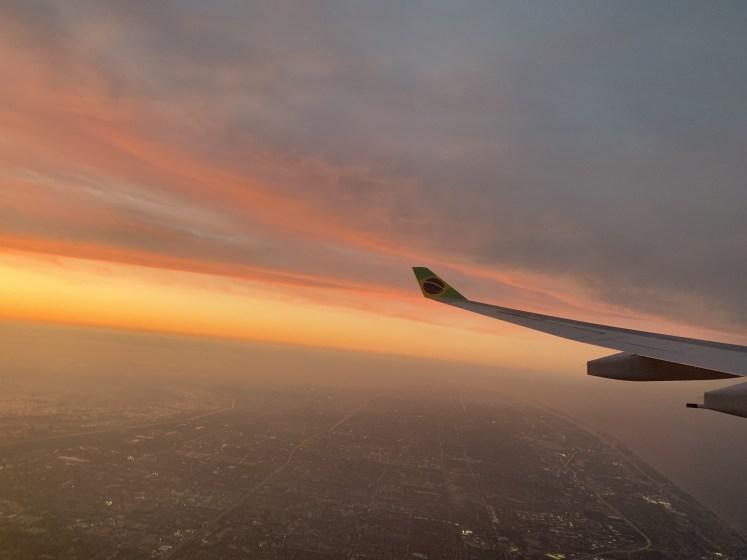 grávida pode viajar de avião