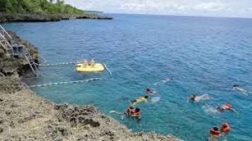 la piscinita ilha de san andrés