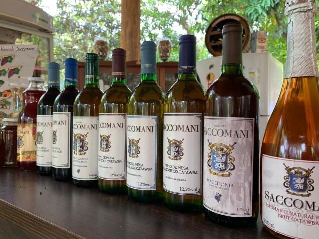 rota do vinho em Jundiaí