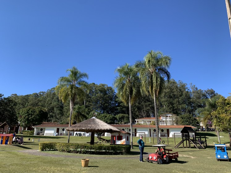 hotel fazenda em Águas de Lindoia
