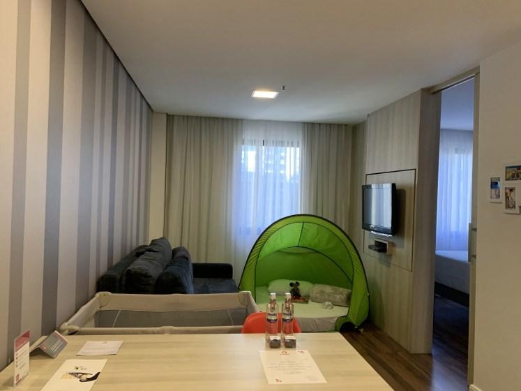 hotéis kids friendly em são paulo