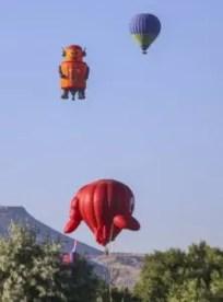 Cappadocia balloon fest