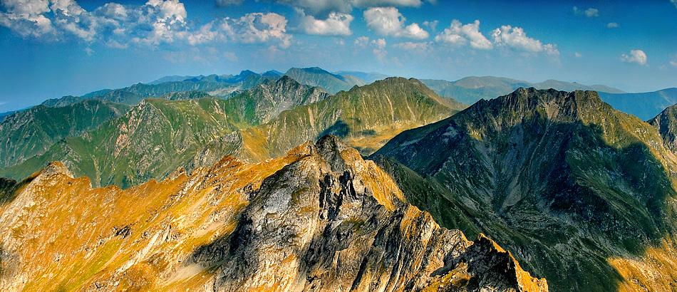 Fagaras Mountains / Muntii Fagaras