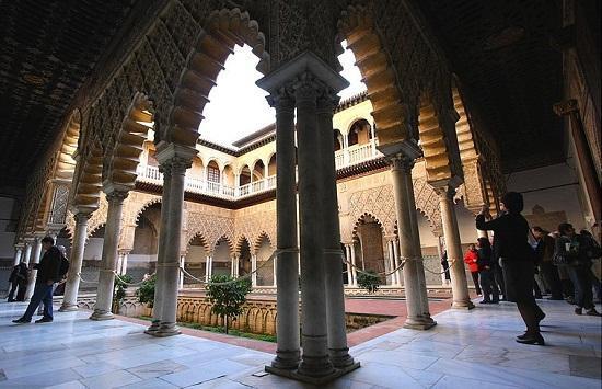 El Alcázar de Sevilla2