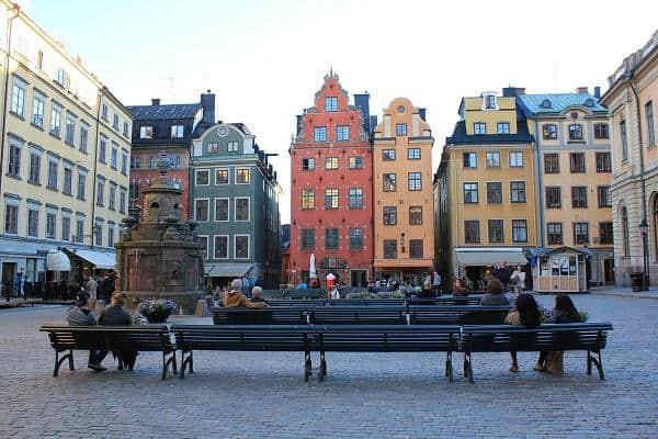 Gamla Stan, Estocolmo, Suecia