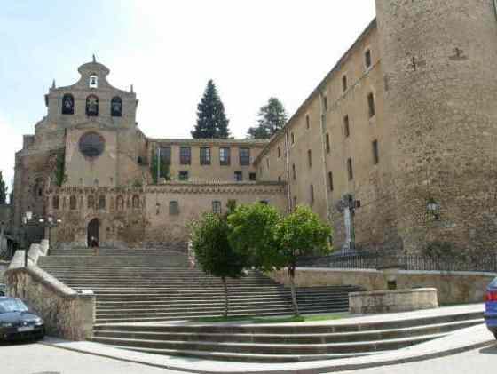 Iglesia de San Salvador de Oña