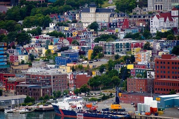 St. Johns-Canada