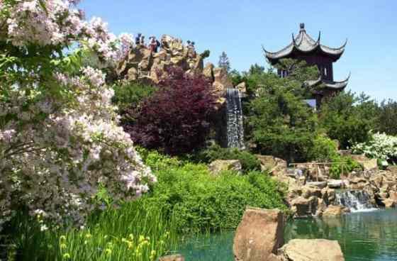 jardin botanico de montreal