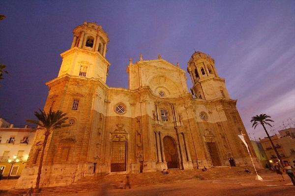 la catedral bicolor