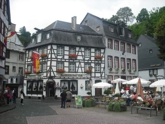 Pueblo de Monschau