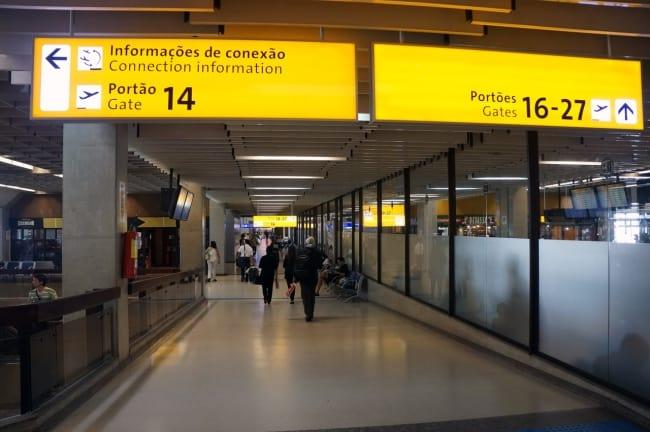 Sao Paulo Aeropuerto Internacional
