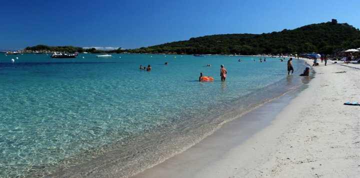 playas de corcega