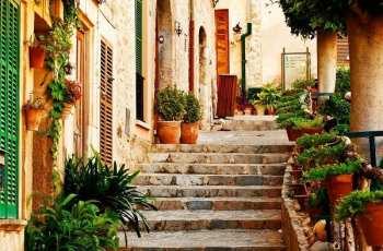Valldemossa un pueblo de Mallorca