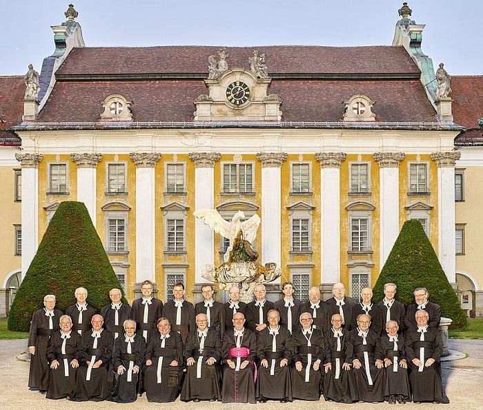 Monasterio San Florian en Austria