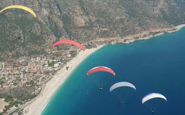 18. Fethiye Ölüdeniz Hava Oyunları nefesleri kesecek