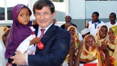 Photo of داود أوغلو يفتتح دار أيتام في تنزانيا