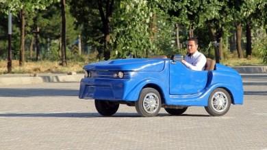 Photo of طلاب أتراك يصنعون سيارة كهربائية من مدخراتهم الشخصية