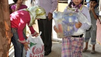 Photo of سعودي يقدم مساعدات للسوريين في أنطاليا