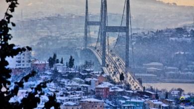 Photo of عاصفة ثلجية تتوعد الأجواء التركية.. استعدوا !