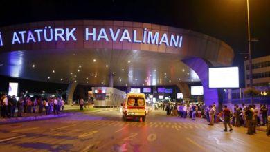 Photo of 10 قتلى على الأقل في هجوم انتحاري بمطار اتاتورك في اسطنبول