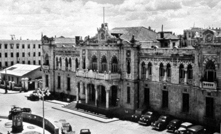 محطة حيدر باشا