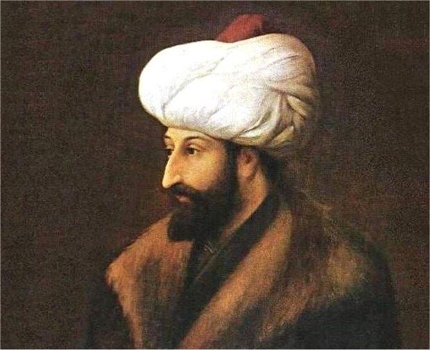 السلطان محمد الفاتح - قديم