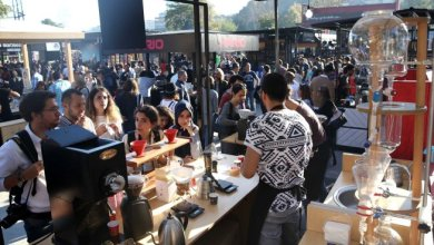 Photo of مهرجان القهوة بإسطنبول يستقطب عشاقها
