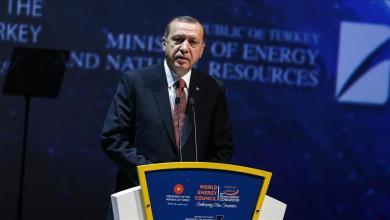 """Photo of أردوغان خلال """"مؤتمر الطاقة"""": هدفنا أن تتحول الطاقة إلى أداة للسلام والعدالة"""