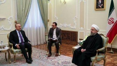 Photo of روحاني وجاويش أوغلو يبحثان الأزمة السورية في طهران