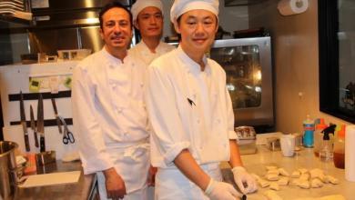 """Photo of المطبخ العثماني في اليابان ينافس مأكولات بلاد """"السوشي"""""""
