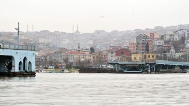"""Photo of إزالة جسر """"غلاطة"""" التاريخي على القرن الذهبي بإسطنبول"""