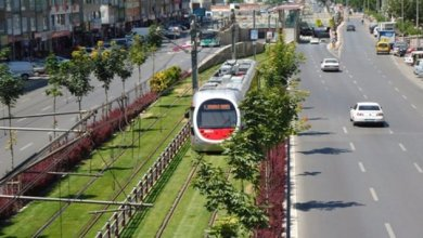 "Photo of بعد 20 عاماً من الانتظار.. خدمة القطار تدخل مدينة ""دياربكر"" التركية"
