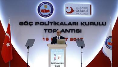 Photo of وزير الداخلية التركي: نستضيف 3.5 ملايين لاجئ ومهاجر