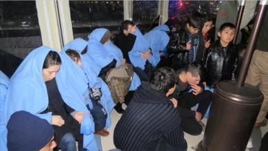 Photo of انقاذ مهاجرين بعد غرق قاربهم قبالة سواحل تركيا
