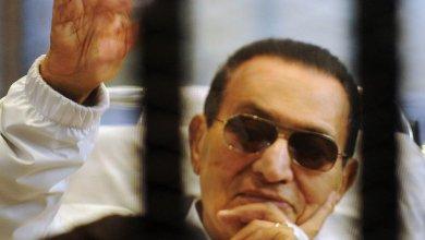 Photo of حسني مبارك طليقاً لأول مرة منذ 6 سنوات