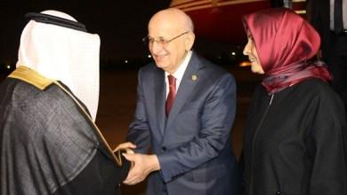 Photo of رئيس البرلمان التركي يصل الكويت في زيارة رسمية تستغرق يومين
