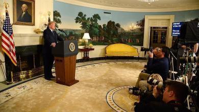 Photo of ترامب يعلن رسميا الانسحاب من الاتفاق النووي الإيراني