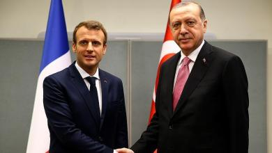 Photo of أردوغان وماكرون يبحثان قضايا ثنائية وإقليمية