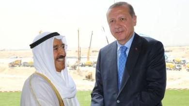 Photo of أردوغان وأمير الكويت يشددان على أهمية تعزيز العلاقات