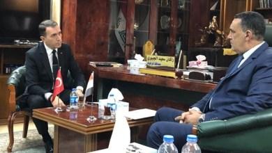 Photo of تركيا تعتزم افتتاح مكتب في كركوك لتسهيل منح التأشيرات