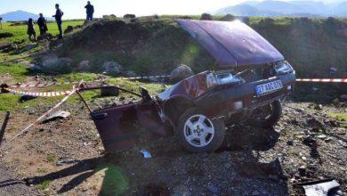 Photo of حادث سير مروع يشطر سيارة إلى نصفين و يتسبب بوفاة و إصابات في غازي عنتاب