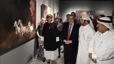 Photo of خيول السلاطين العثمانيين تحكي أعظم الفتوحات في معرض فني بالدوحة